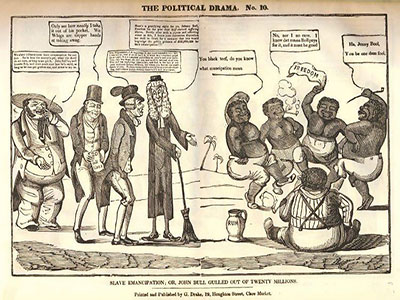 Slave Emancipation; Or, John Bull Gulled Out Of Twenty Millions