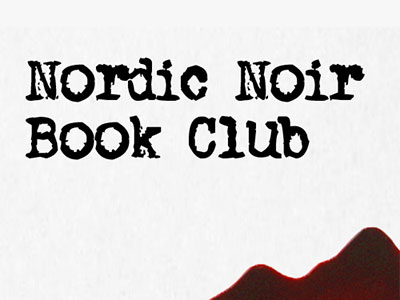 Nordic Noir Book Club logo