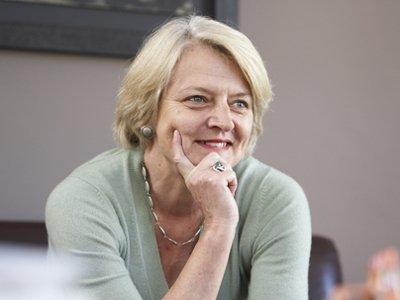 Professor Henrietta Moore, Director of UCL Institute for Global Prosperity