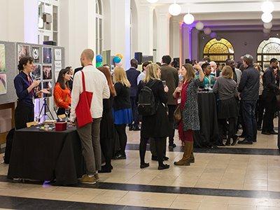 UCL Scholarships and Bursaries Reception