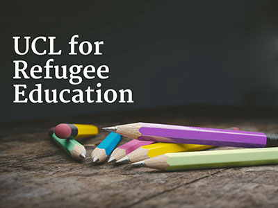 UCL for Refugee Education