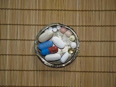 Drugs including tenofovir