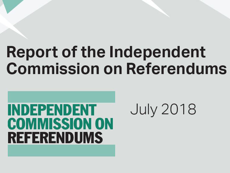 independent Commission on Referendums
