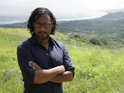 David Olusoga, photo: BAFTA