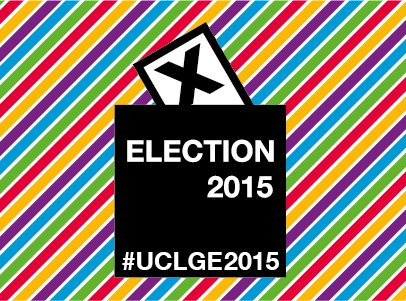 UCL general election website logo