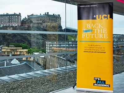 UCL Connect in Edinburgh